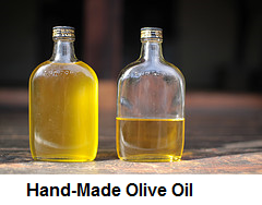 Olive oil for anal lube