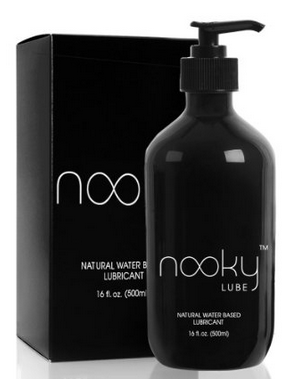 Nooky Lubes Water Based Natural Lubricant Review
