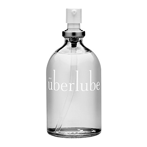 Uberlube Luxury Lubricant 100Ml Review - Best Lube For -9343