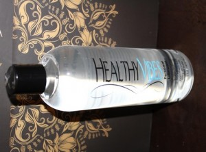 Healthy Vibes Intimate Personal Lubricant and Moisturizer