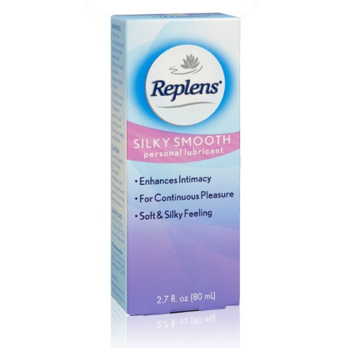 Replens Silky Smooth Personal Lubricant 2.7 Ounce Review