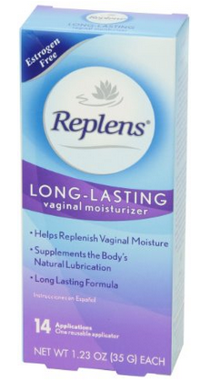 Replens Long-lasting Vaginal Moisturizer With Reusable Applicator 14 Applications 1.23oz Review